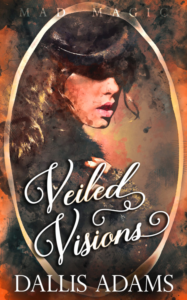 Veiled Visions Cover