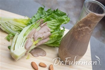 Almond Balsamic Vinaigrette